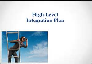 post merger integration plan template managing a company wide integration program has never been