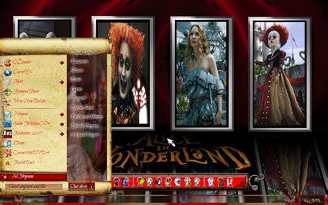 alice in wonderland film themes alice in wonderland theme by nofx1994 on deviantart