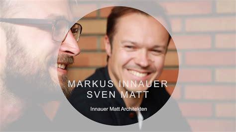 Innauer Matt by Aip Stand Punkte Innauer Matt Architekten