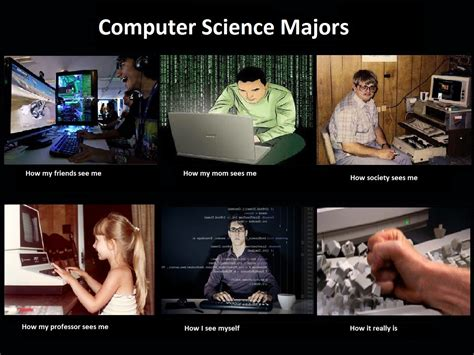 Computer Science Memes - image 251243 what people think i do what i really