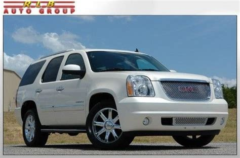 gmc toll free number purchase used 2011 yukon denali 2wd immaculate one owner