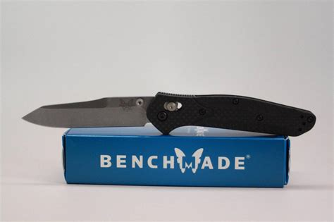 benchmade 940 s90v benchmade osborne 940 1 carbon fiber handle axis lock