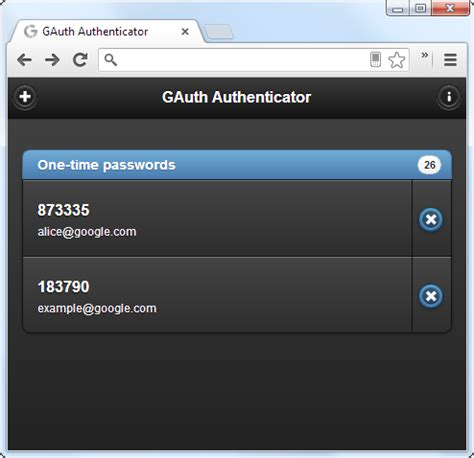 chrome google authenticator how to use google authenticator and other two factor