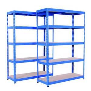 industrial storage shelving 265kg industrial shelving