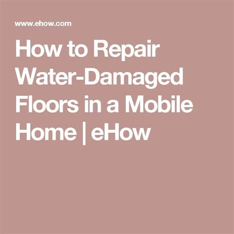 best 25 mobile home repair ideas on mobile