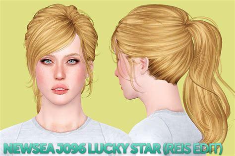 sims 3 hair retextures tumblr my sims 3 blog newsea lucky star and nighcrawler 04