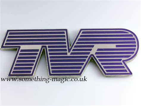 Tvr Badge Your Badges