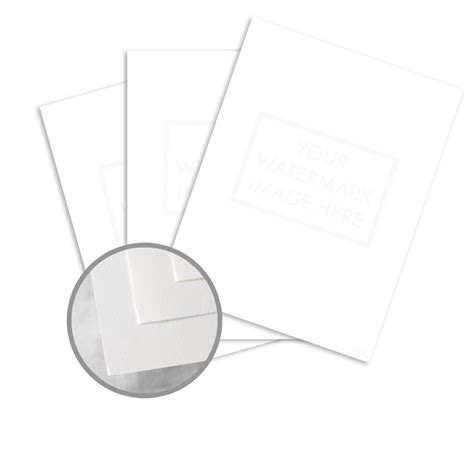 watermarked writing paper bright white paper 8 1 2 x 11 in 24 lb writing smooth 30