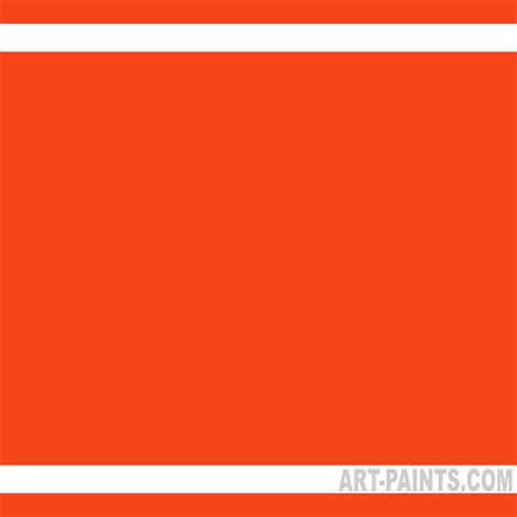 scarlet colour scarlet artist acrylic paints 302 scarlet paint