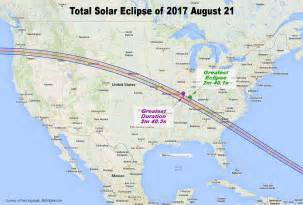 us map eclipse path eclipses the sun today