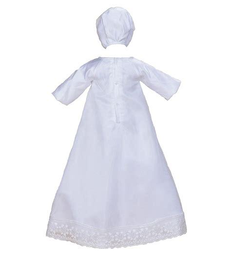 myrubylicious cinda longsleeve cinda baby sleeves satin christening gown and