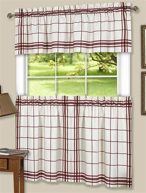 burgundy kitchen curtains bainbridge curtains burgundy view all kitchen curtains