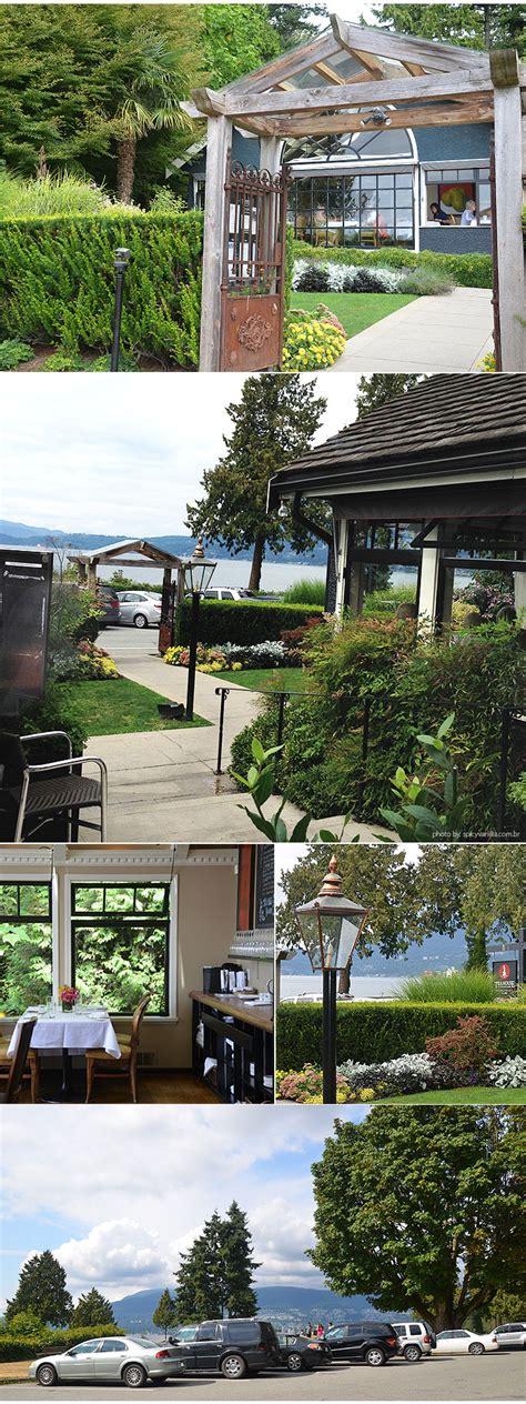 tea house vancouver vancouver tea house no stanley park boa comida e uma vista incr 237 vel