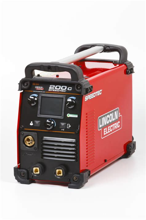 lincoln electric welding supplies lincoln speedtec 200c multi process welder lincoln