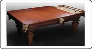Dining Top Pool Table Gebhardts Billiards Pool Tables Imperial Dining Top