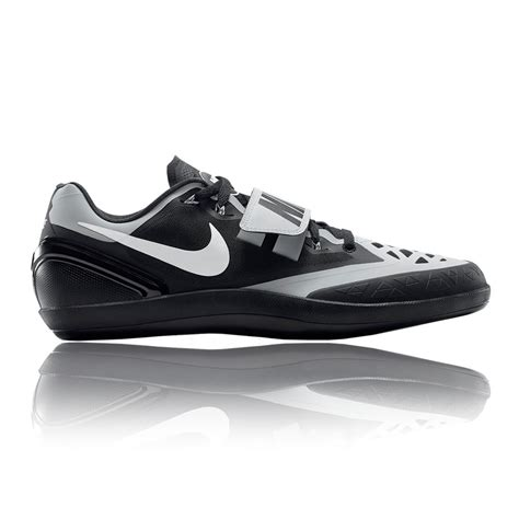 mens throwing shoes nike zoom rotational 6 throwing shoes mens white nik12060