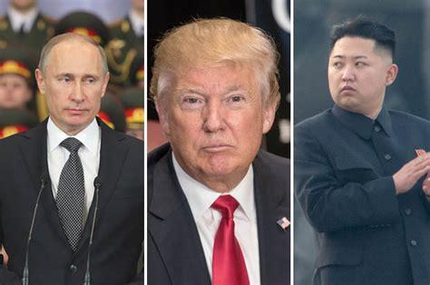 donald trump and kim jong un us election 2016 president donald trump s top war targets