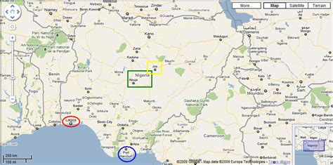 izland nigéria achieves 100 mapping target for nigeria others
