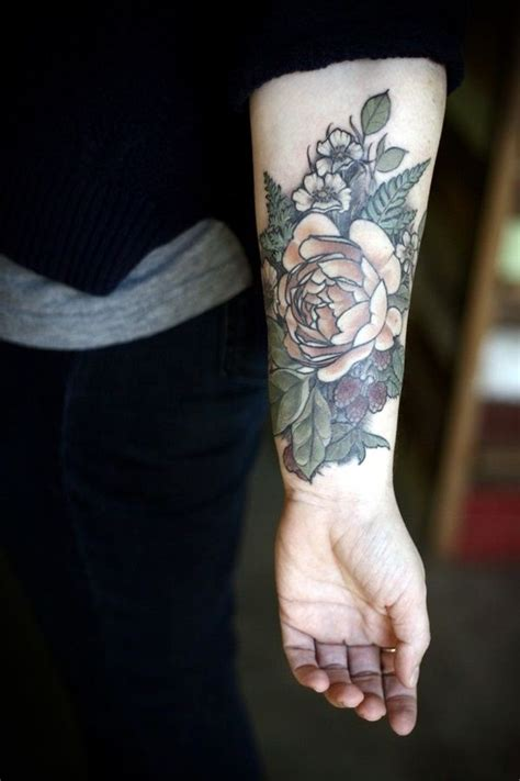 flower tattoo cover up forearm 91 gorgeous yet delicate flower tattoo designs for your