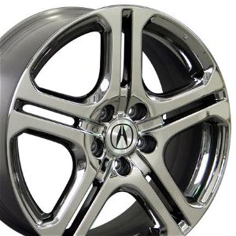 acura tl chrome wheels acura 2008 2008 acura acura car gallery