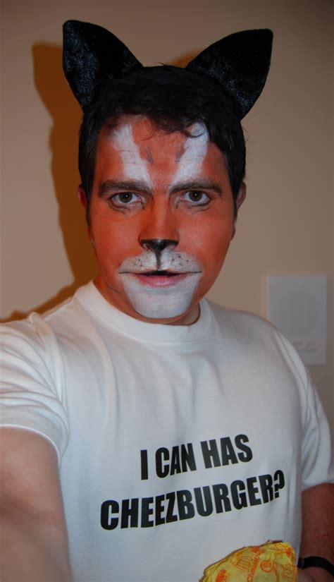 Internet Meme Costumes - halloween 2007 lolcat
