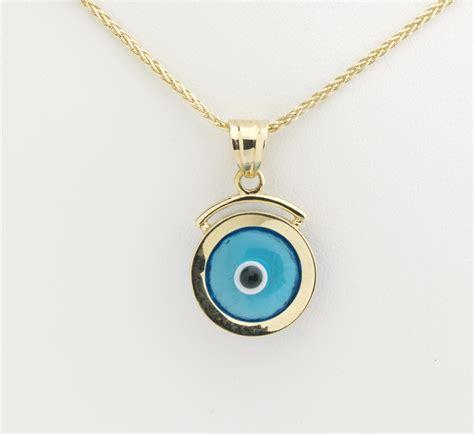 Mataki evil eye pendant   Manoli's Jewelers   Jewelry Repair & Appraisals   Springfield, MO