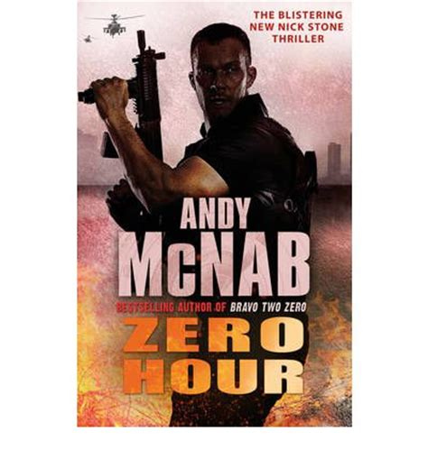 zero hour expeditionary books zero hour andy mcnab 9780552161411