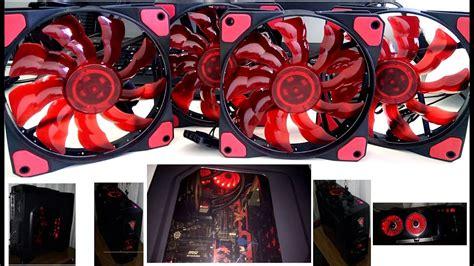 gabinete xtrike bi turbo gabinete xtrike bi turbo instala 199 213 es de 4 fans de 15