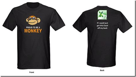 hoodie design exle excel monkey uprising and a contest powerpivotpro
