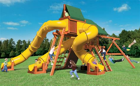 play sets for backyard big backyard playsets target the wooden houses