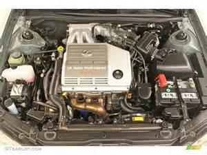 2003 Lexus Es300 Engine 2001 Lexus Es 300 3 0 Liter Dohc 24 Valve V6 Engine Photo