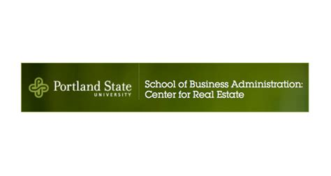 Portland State Mba Real Estate Development Program by Local Associations Boards Partners Oregon Association