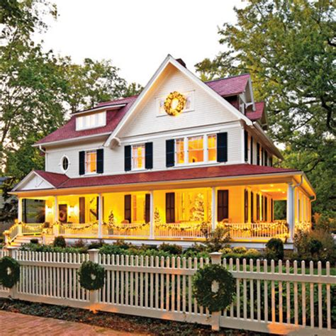 classic home renovation southern living