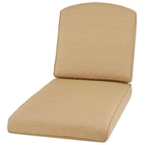 martha stewart chaise lounge replacement cushions martha stewart living cedar island beige replacement