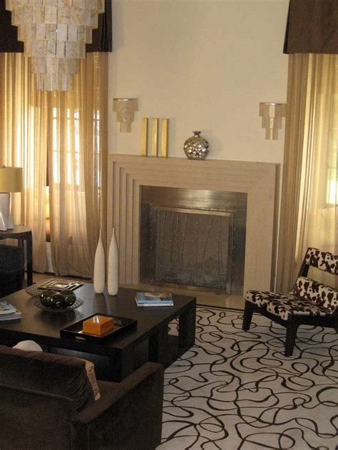 dark bedroom black walls chandelier fireplace purple black living room seating area under crystal chandelier