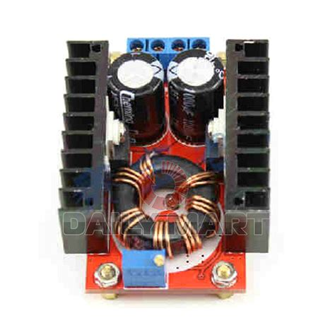 Mini Digital Volt Dc 35v 32v 150w Dc Dc Boost Converter 10 32v To 12 35v 6a Step Up