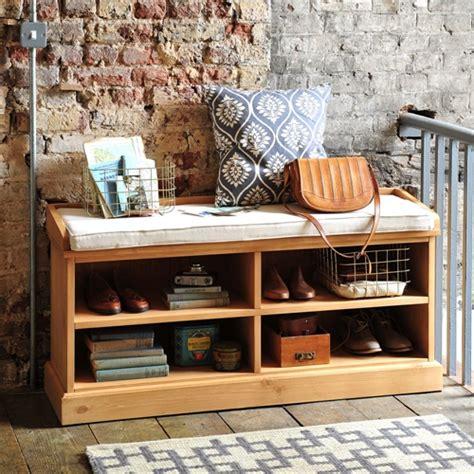 shoe storage bench with cushion dorchester pine shoe storage bench with cushion m418
