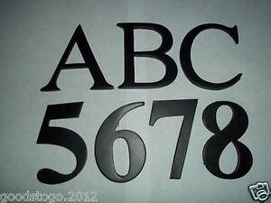 mm   black metal front door hotel room numbers