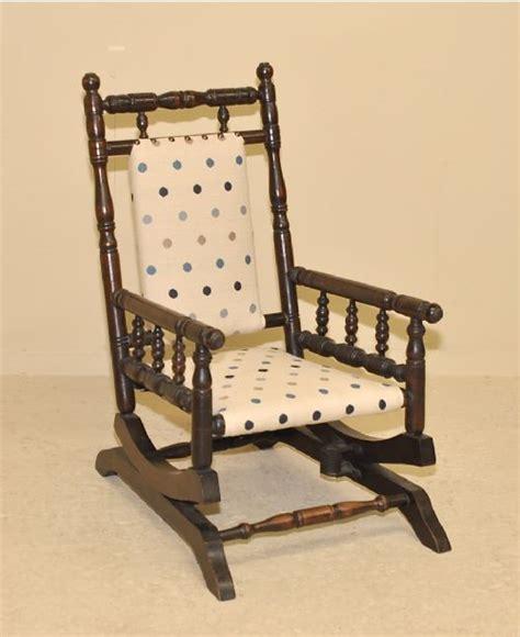 antique childs rocking chair uk antique child s rocking chair 223521 sellingantiques co uk