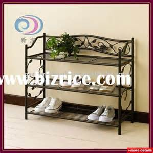 other uses for metal shoe rack wrought iron clothes hanger clothes rack china metal crafts for sale from hebei duanhai