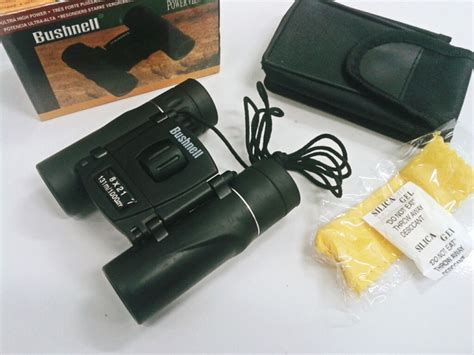 Teropong Bushnell 8 X 21 bushnell power view 8x21 compact foldable binoculars my power tools