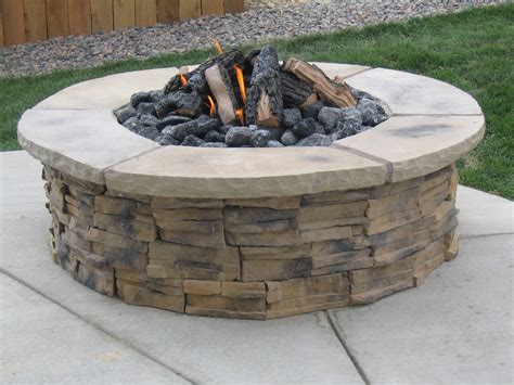 building a firepit in backyard masun energy fire pits