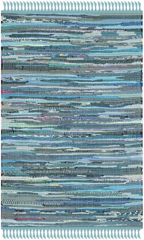safavieh blue rug safavieh rag rug rar121b blue and multi area rug free