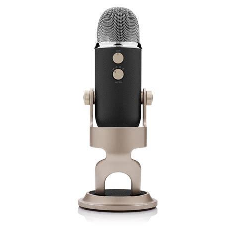 condenser microphone yeti blue microphone yeti pro professional usb and xlr condenser mic sw