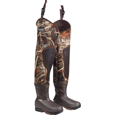 hip mens boots rocky s waterfowler mudsox waterproof insulated hip
