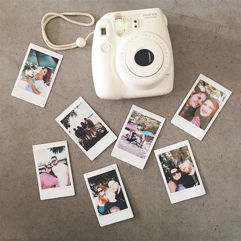 fujifilm instax mini 8 in white instax mini 8 white niblanconinegro