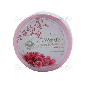 Wardah Butter 150 Ml jual beli wardah butter 150ml k24klik