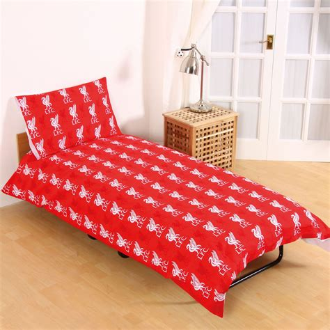 liverpool bedroom stuff liverpool fc single and double duvet cover sets bedroom bedding free p p ebay