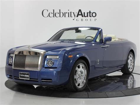 2009 rolls royce phantom drophead coupe 446k msrp