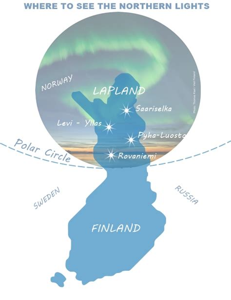 best place to view northern lights northern lights finland best and best place to see